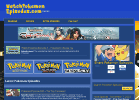 Watchpokemonepisodes.com thumbnail