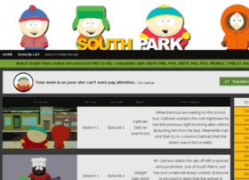 Watchsouthpark.co thumbnail