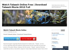 Watchtalaashonlineh.wordpress.com thumbnail
