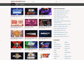 Watchwrestling.store thumbnail