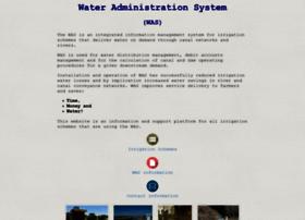 Wateradmin.co.za thumbnail
