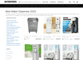 Waterdispenser.biz thumbnail