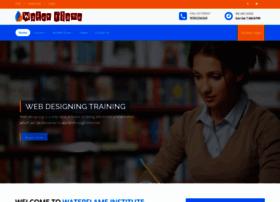 Waterflame In At Wi Waterflame Php Web Design Training Institute Bhubaneswar