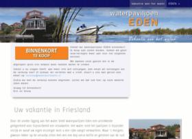 Waterpaviljoens.nl thumbnail