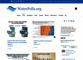 Waterpolls.org thumbnail