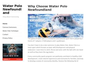 Waterpolonl.ca thumbnail