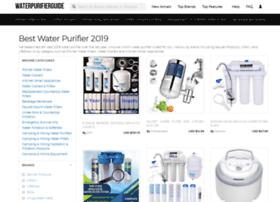 Waterpurifierguide.biz thumbnail