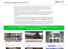 Watersidedesigns.net thumbnail