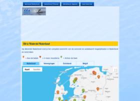 Waterskinederland.nl thumbnail