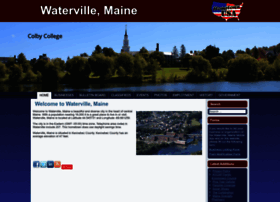 Watervillemaine.net thumbnail