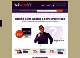 Watsnel.nl thumbnail