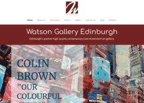 Watsongallery.co.uk thumbnail