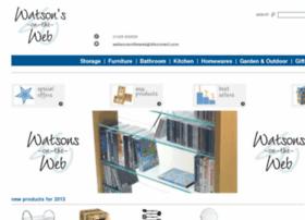 Watsons-on-the-web.co.uk thumbnail