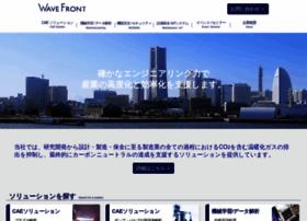 Wavefront.co.jp thumbnail