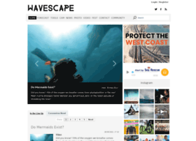Wavescape.co.za thumbnail