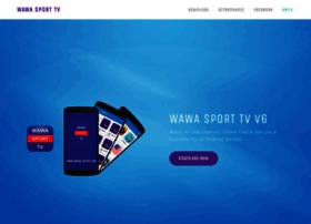 Wawa-sport.com thumbnail