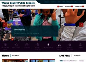 Waynecountyschools.org thumbnail