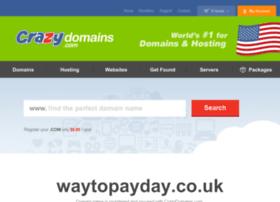 Waytopayday.co.uk thumbnail