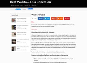 Wazifa.in thumbnail