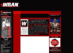 Wban.org thumbnail