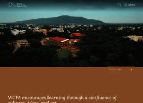 Wcfa.ac.in thumbnail