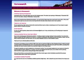 Wdhomesearch.co.uk thumbnail