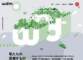Wdm.co.jp thumbnail