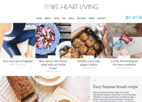 We-heartliving.com thumbnail