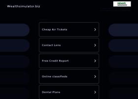 Wealthsimulator.biz thumbnail