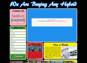 Wearebuyinganyhybrid.co.uk thumbnail