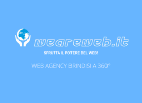 Weareweb.it thumbnail