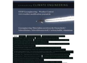 Weather-modification-journal.de thumbnail