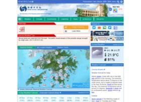Weather.gov.hk thumbnail