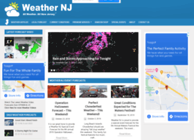 Weathernj.com thumbnail