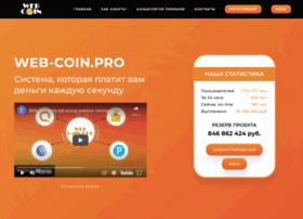 Web-coin.pro thumbnail