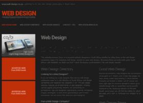 Web-design.co.za thumbnail