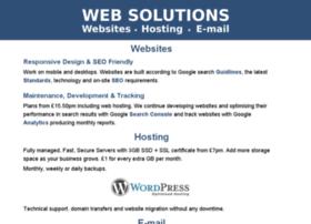 Web-designsolutions.co.uk thumbnail