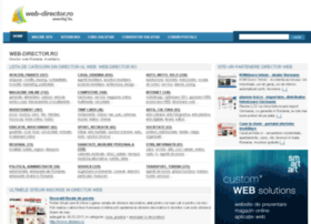 Web-director.ro thumbnail