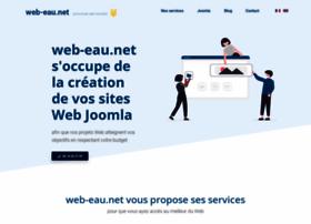 Web-eau.net thumbnail