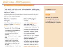 Web-feed.de thumbnail