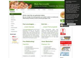 Web-service4u.de thumbnail
