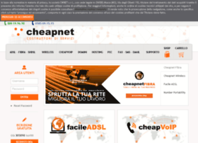 Web.cheapnet.it thumbnail
