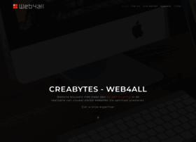 Web4all.be thumbnail