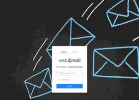 Web4mail.net thumbnail