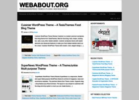 Webabout.org thumbnail