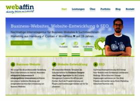 Webaffin.de thumbnail