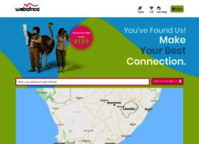 Webafrica.co.za thumbnail