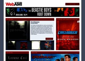 Webami.aent.com thumbnail