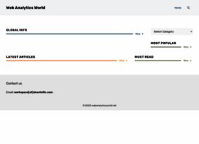 Webanalyticsworld.net thumbnail