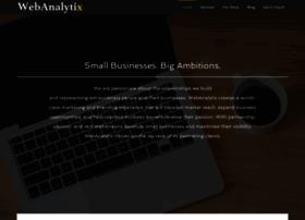 Webanalytix.net thumbnail